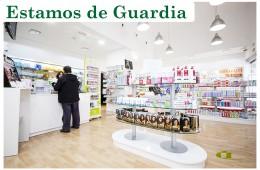 Guardias de la Farmacia Los Andenes