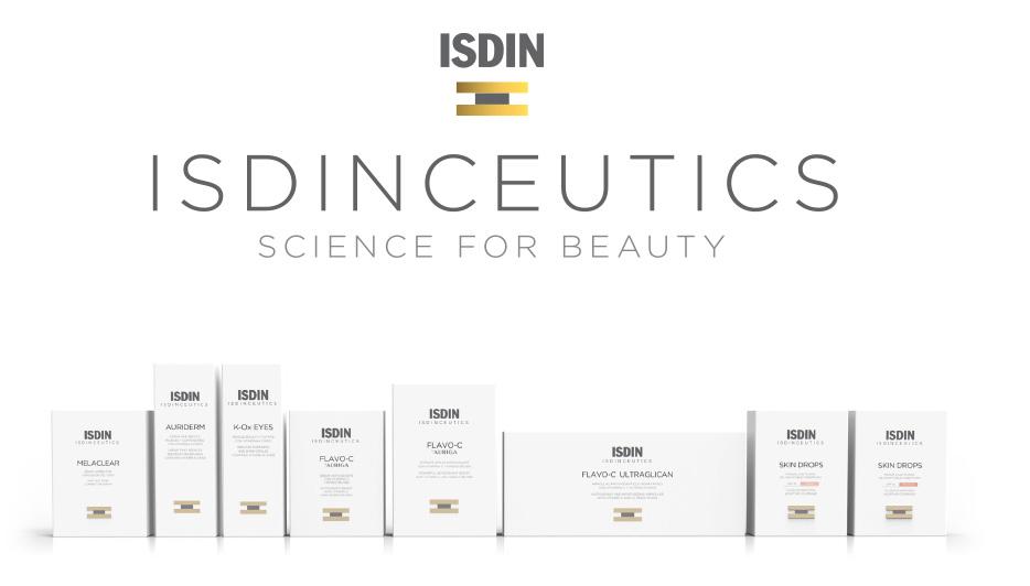 Cosméticos de ISDIN en Farmacia Los Andenes